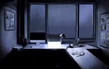Studio Matte! Nande? at night
