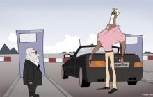 Leo de Loser en Sam Succes - 2010. Flash. In Opdracht van McCloud Online Idiots.