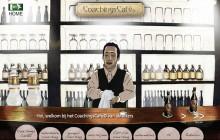 Bartender. In opdracht van 3masters. 2009 - Acryl op papier en Photoshop.
