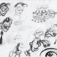 Idee schetsjes