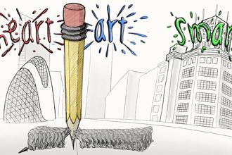 The Big Draw 2014