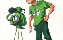 karikatuur-shapeshift-media-eindhoven